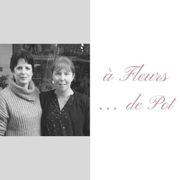 A FLEURS DE POT-Fleuriste et décoration
