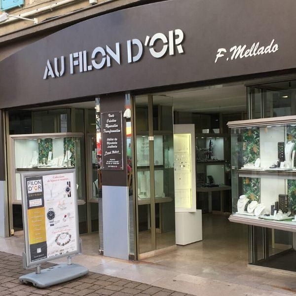 FILON D OR_Bijoutier-joaillier-VITRINE