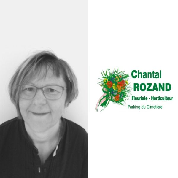 FLEURISTE CHANTAL ROZAND-Fleuriste horticulteur