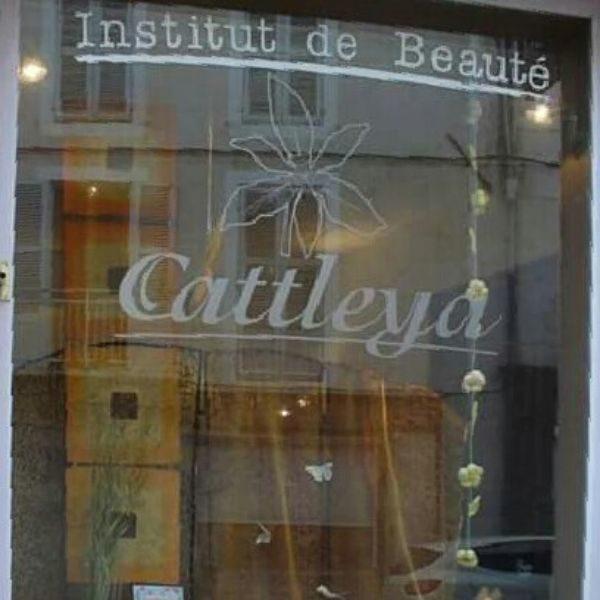 Institut Catteleya_Institut de beauté-vitrine