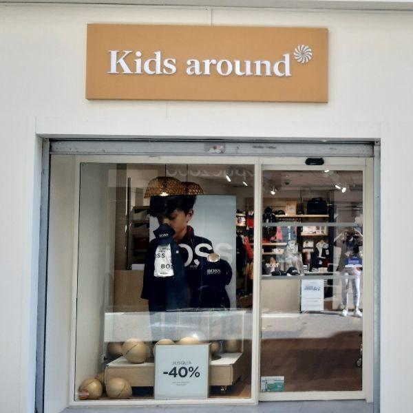 Kids around - Vêtements enfants et adolescents