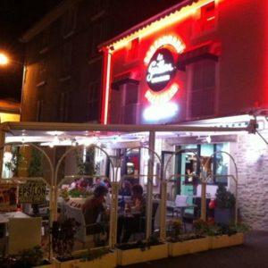 LE GRILLON-Restaurant Pizzeria-vitrine
