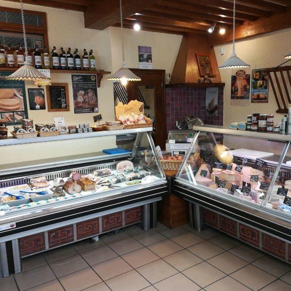LE JARDIN DE BEAUVOIR-Fromagerie & Epicerie fine-boutique