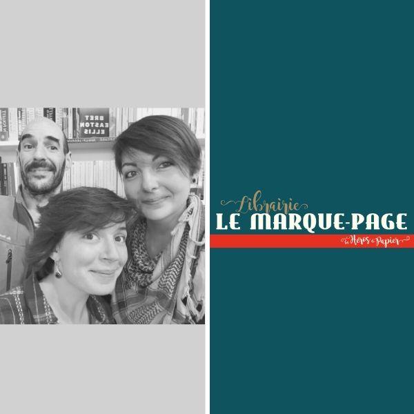 LIBRAIRIE LE MARQUE PAGE-Librairie indépendante