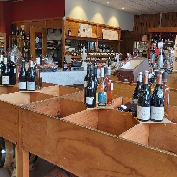 La cave Saint-Marcellinoise-ave à vin, alcool & spiritueux-boutique