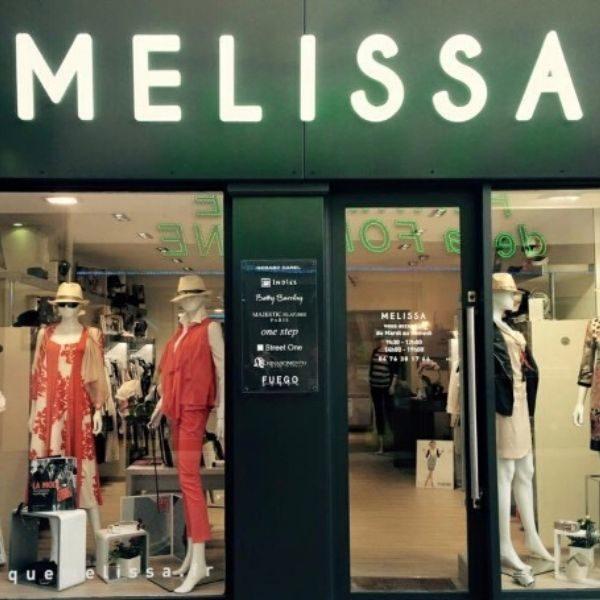 MELISSA-Prêt à porter féminin-boutique