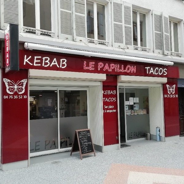 Kébab LE PAPILLON - Saint Marcellin
