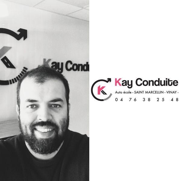 KAY CONDUITE_Auto école-Saint marcellin
