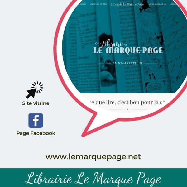 Coeur du commerce_vignette vente en ligne_Librairie Le Marque Page