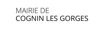 COEUR DE COMMERCE _ Partenaire - Mairie de Cognin les Gorges