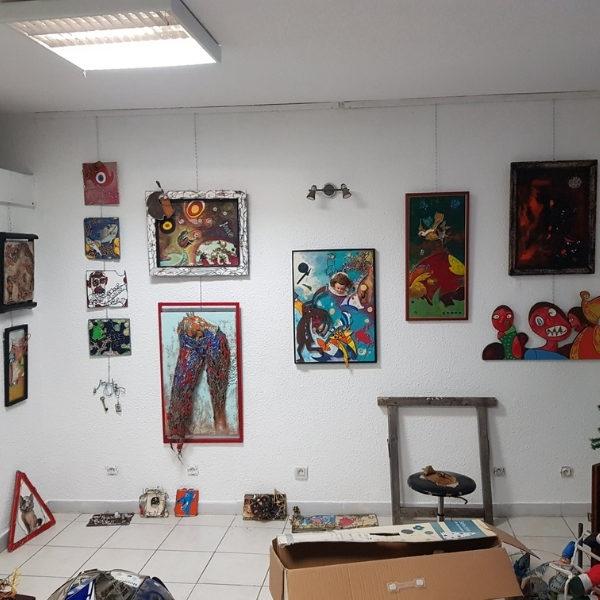 BEAU VOIR Atelier & Expo - Mon Coeur de commerce Saint marcellin