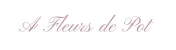 COEUR DE COMMERCE _ Partenaire -A Fleurs de Pot Fleuriste