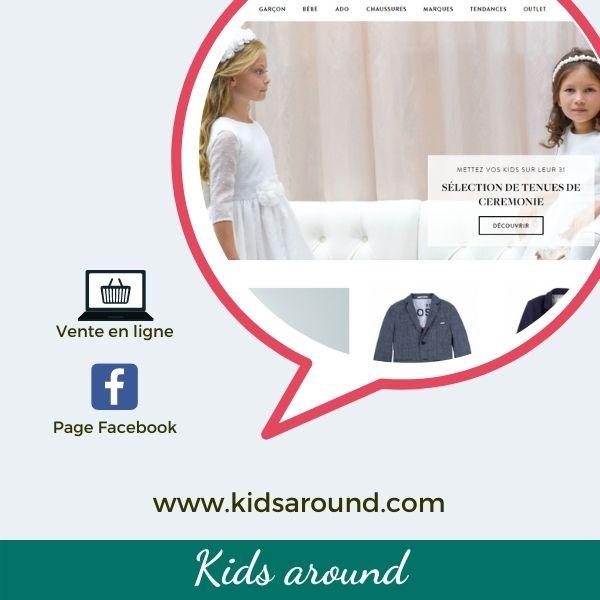 Kids around - Coeur du commerce_vignette vente en ligne