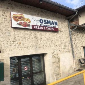 Chez Osman Kebab - Saint-Marcellin