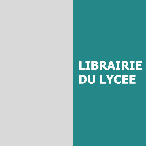 librairie du lycée - Saint Marcellin